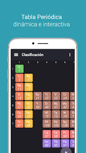 Tabla peridica tamode pro aplicaciones de android en google play tabla peridica tamode pro miniatura de captura de pantalla urtaz Image collections