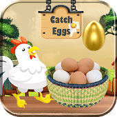 Catch Eggs - Free Game