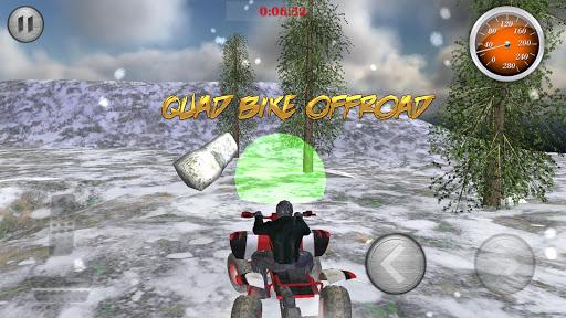 Quad Bike Simulator Offroad 3D