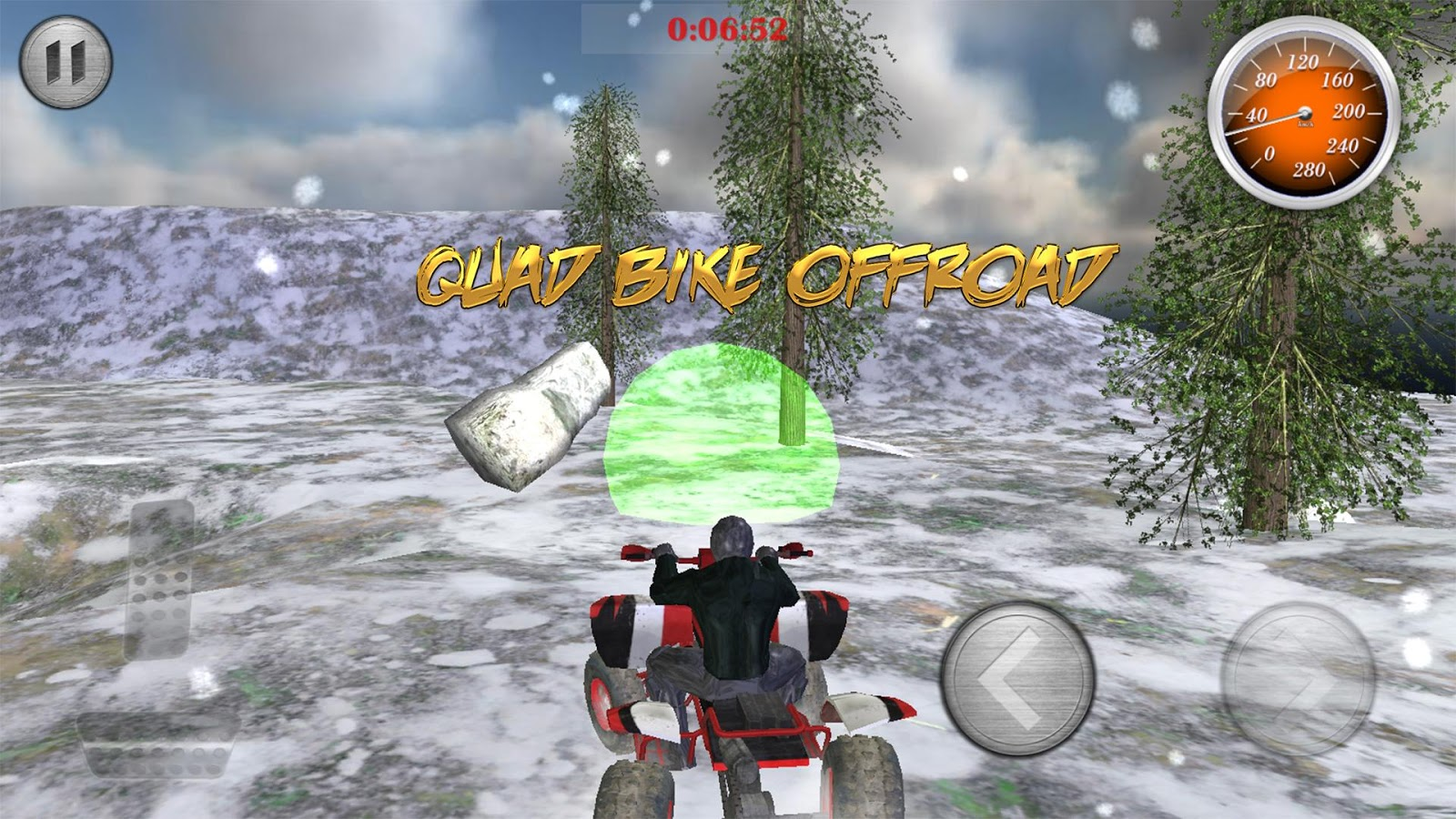 Quad Bike Simulator Offroad 3d Android Apps On Google Play
