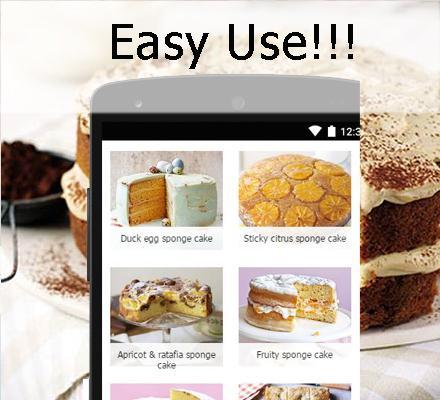 玩程式庫與試用程式App|ケーキのレシピ免費|APP試玩
