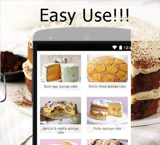 Cake recipes screenshot 2