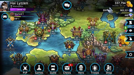 Gems of War - Match 3 RPG 3.3.008 screenshots 6