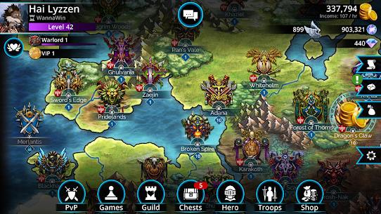 Gems of War Mod Apk 5.7.0 (1 Hit Kill) 6
