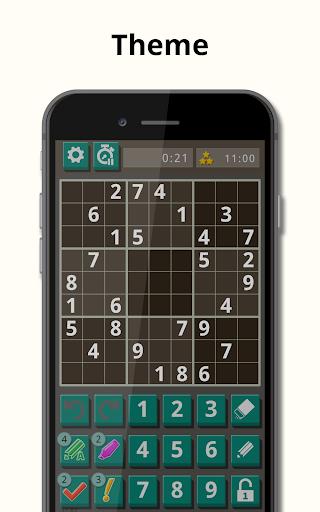 Sudoku classic 1.2.516 screenshots 15