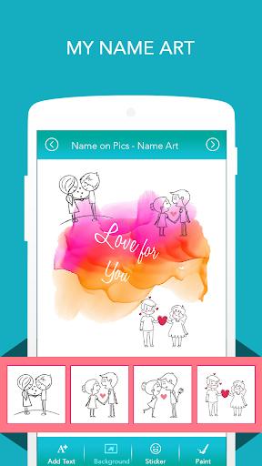Name on Pics - Name Art 6.0 Screenshots 6