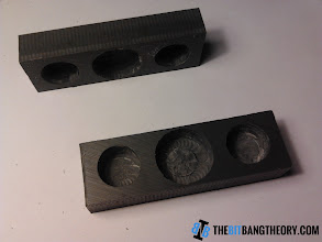Photo: Z axis mounting pieces