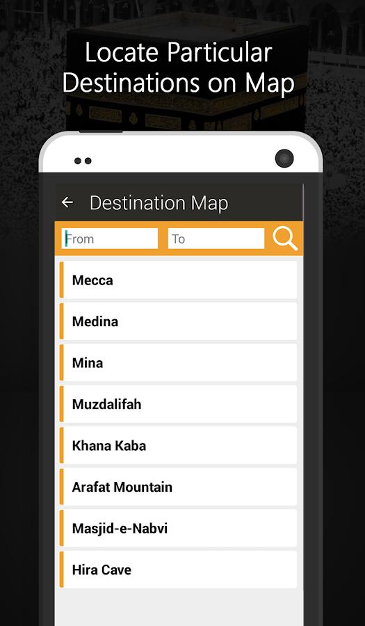 Umrah & Hajj Guide- screenshot