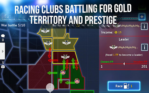Game Drag Racing: Club Wars (2014) APK for Windows Phone