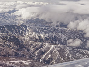 Photo: Just east of SLC.
