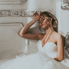 Wedding photographer Alisa Kulikova (volshebnaaya). Photo of 20.03.2018