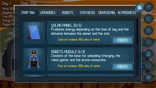 Random Space: Survival Simulator apkmr screenshots 8