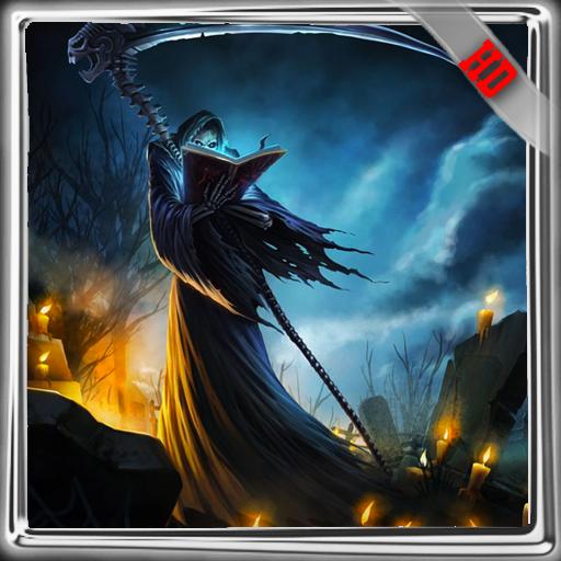 App Insights Grim Reaper Wallpaper Apptopia