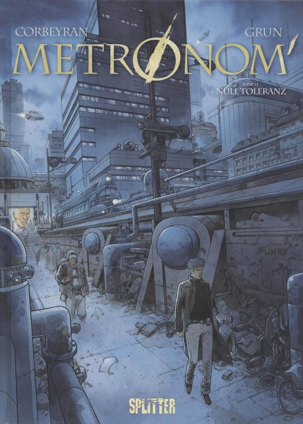 Metronom (2010) - komplett