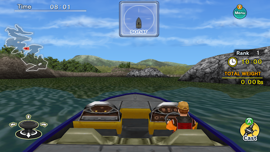Bass fishing 3d for android tv android apps on google play for Bass fishing 3d