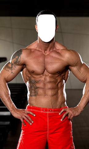android Body Builder Photo Montage Screenshot 5