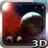 Space Symphony 3D FREE LWP