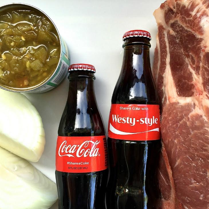 Crock Pot Coca-Cola Pulled Pork Sandwiches