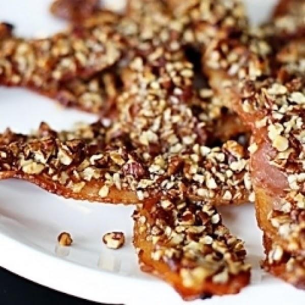 Maple-pecan Bacon Recipe
