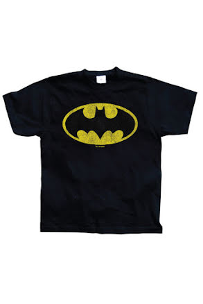 T-shirt, Batman
