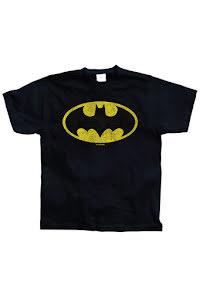 T-shirt, Batman