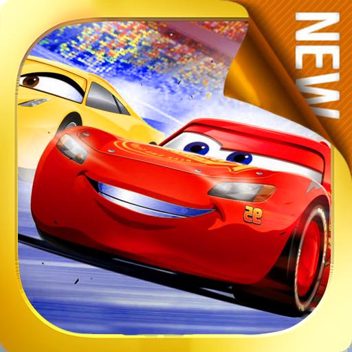 Lightning Mcqueen Car Racing