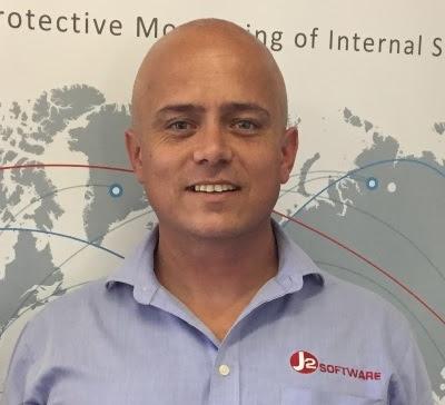 J2 Software CEO John Mc Loughlin.
