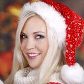 Santa Girl Lwp icon