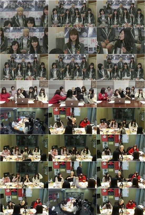 (Web)(360p) SHOWROOM AKB48のオールナイトニッポン + NMB48 16th「僕以外の誰か」発売記念生配信 161228