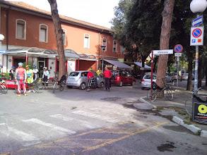 Photo: ritrovo alla stazione di Cattolica