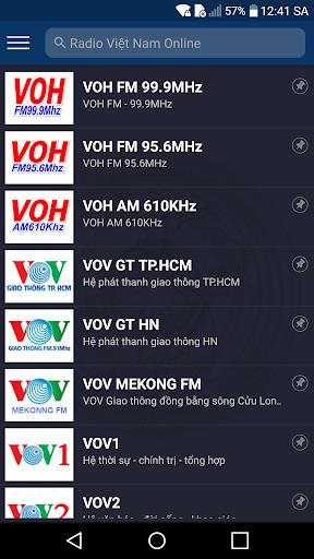 Radio Vietnam Online - listening radio 1.2.9 2