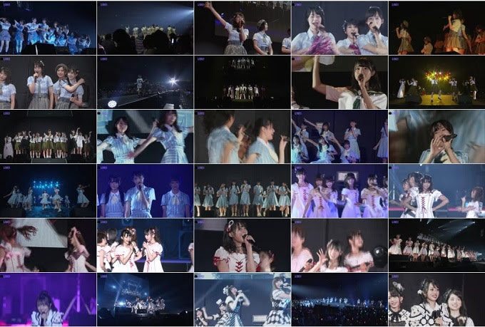 Web)(480p) AKB48G Part – @JAM EXPO 2018 Strawberry Stage DAY1 180825
