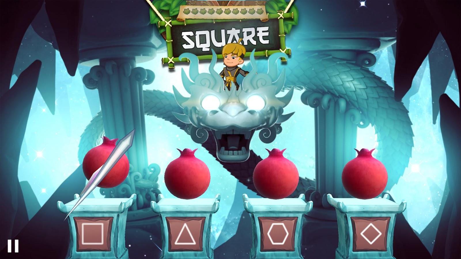Fruit ninja 5 - Fruit Ninja Math Master Screenshot