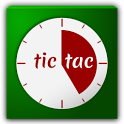 tic tac kitchen timer icon