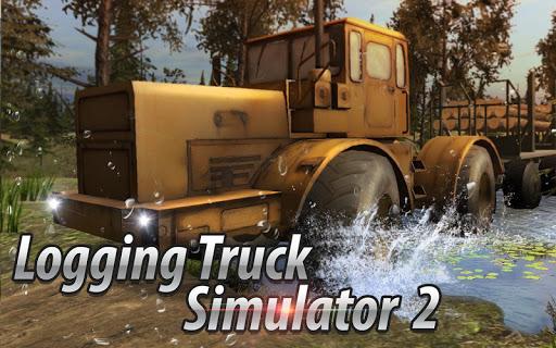 Logging Truck Simulator 2 apkpoly screenshots 9