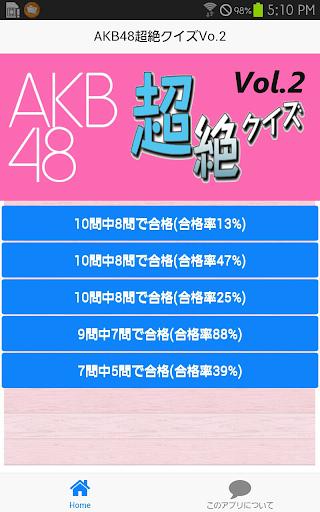 AKB48超絶クイズVol.2