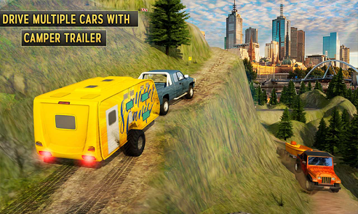 Camper Van Truck Simulator 2: Virtual Family Games 1.1 screenshots 2
