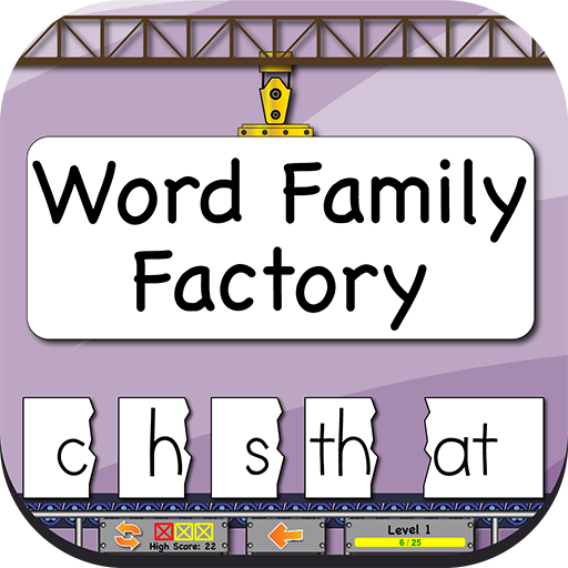 Word Family Factory