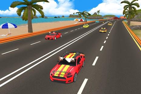 Crazy Racer: Car Death Racer - náhled