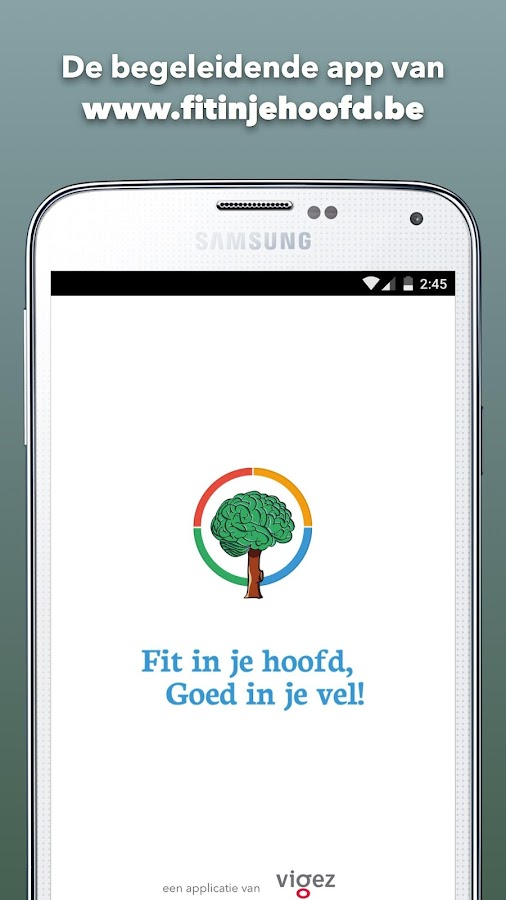 Fit In Je Hoofd- screenshot