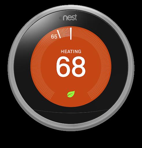 Einige Schlüsselfunktionen des Google Nest Learning Thermostat (3.Generation) tragen zu einer besseren Umweltverträglichkeit bei.