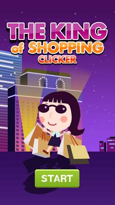 The King of Shopping - clicker - screenshot