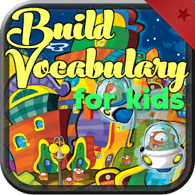 Build Vocabulary Game for Kids
