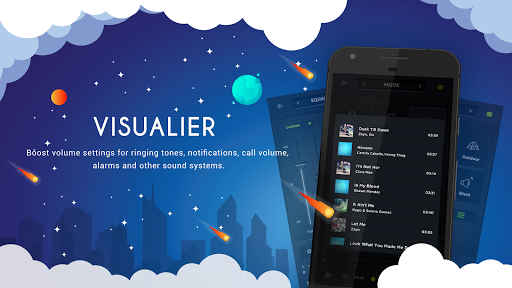 Equalizer - Volume Booster Player & Sound Effects 1.3.3 screenshots 4