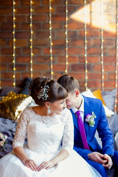 結婚式の写真家Dmitriy Epov (epovdima)。16.03.2018の写真
