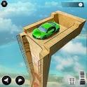 Mega Ramp Car Racing Impossible Stunts icon