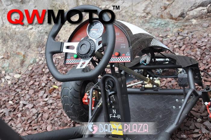 Xe đua F1 chạy bằng điện QWATV-04A 8
