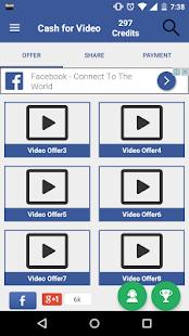 Hotovosti na video - náhled