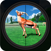Deer Hunter 3D - Jeep Animals Hunt