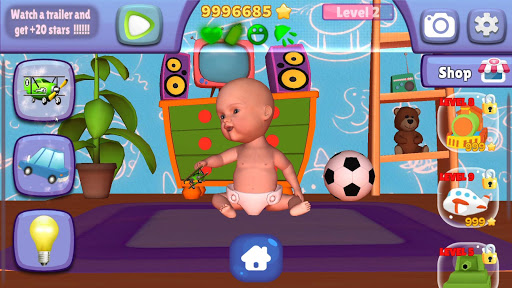 Alima's Baby 2 (Virtual Pet) 1.096 screenshots 6